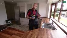 Caspers Boligtips: Hvordan giver jeg bordpladen nyt liv?