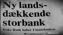 Jyske Bank fylder 50: Den dag Simon Spies kom forbi og andre historier
