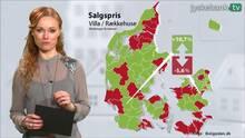 Boligpriser i Holstebro: Pæn pristigning på villaer