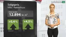 Boligpriser i Danmark: Mere fart på priserne end sidste sommer