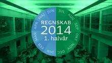 Jyske Banks halvårsregnskab 2014 - i detaljer