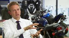 Motorcykler og millioner - nu også fladskærme