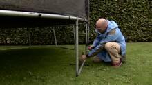 Caspers Boligtips: Hvordan sikrer jeg trampolinen mod stormen?