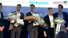 Aarhus Case Competition: Vinderne kåret -  data mining blev Ordet