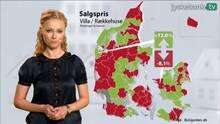 Boligpriser i Hjørring: Fald over landsgennemsnittet