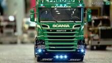 Se de mindste lastbiler på Transportmesse
