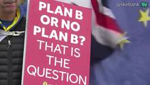 Brexit-update efter dramatisk døgn: Hvad er Mays plan B?