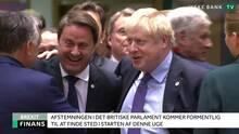 Finans Brief: Brexit-afgørelsen trækker ud