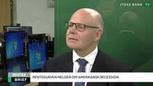 Finans Brief: Aktier og renter fortsætter med at dykke
