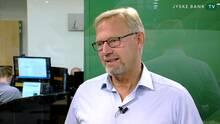 Anders Dam efter 1. kvartal i Jyske Bank: Et OK resultat