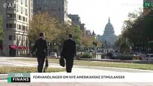 Finans Brief: Nye amerikanske stimulanser p? vej