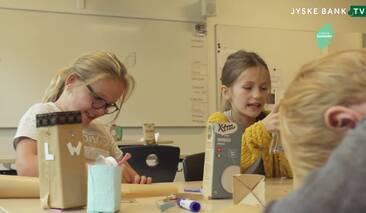Grønne Sammen: Børn og unge har grøn omstilling på skemaet