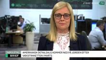 Aktierne trodser sløj jobrapport